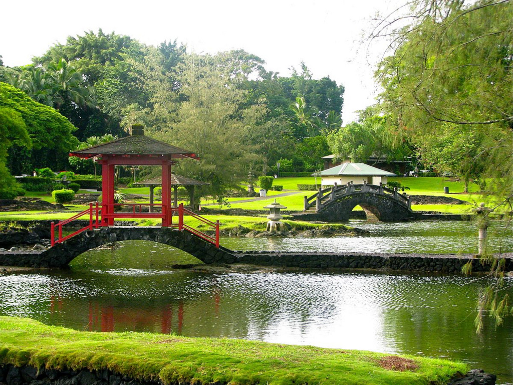 ... Liliuokalani Park And Gardens Weddings