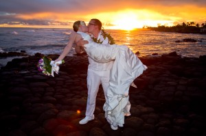Who we Are - We are your Full-Service Hawaii Wedding Planning company. We help with locations, minister, photographer, permits, receptions, and travel.