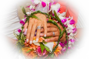 Hawaiian Wed offers Vow Renewals and Weddings on Kauai, Oahu, Maui and the Big Island of hawaii.