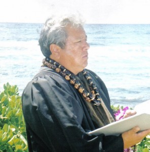 Oahu Wedding Minister Jerry Sulliban